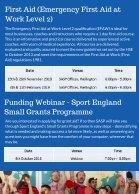 Workshop Programme 2018/19 - Page 3