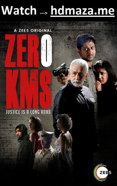 Zero Kms Full Web Series Download Watch Online Hd Print