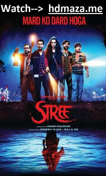 Watch Stree Hindi 2018 Online Full Movie Free Hd