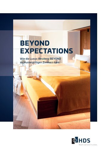 BEYOND Expecations – Eine HDS Success-Story