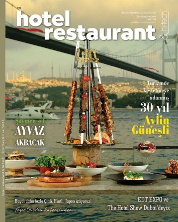 hotel restaurant & hi-tech September 2018