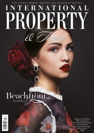 International Property & Travel Volume 25 Number 5