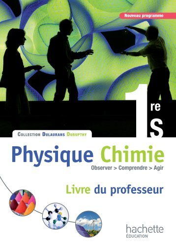 Physique-Chimie 1re S