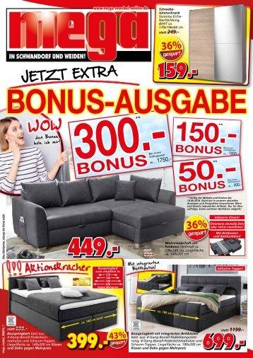 Extra Bonus Ausgabe in Schwandorf und Weiden!