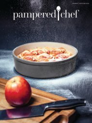 Pampered Chef Herbst/Winter 2018/2019
