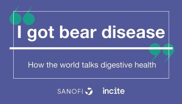 Sanofi - How the world talks digestive health - single