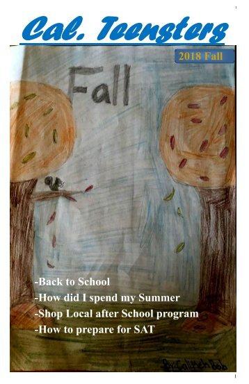 Fall Magazine 2018