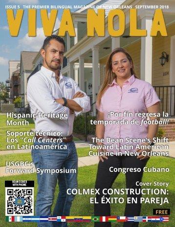 VIVA NOLA September 2018