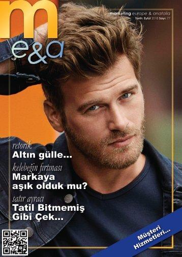marketing europe & anatolia Sayı: 077