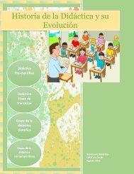 Historia de la Didáctica y su Evolución