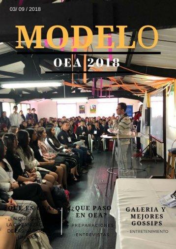 Revista OEA 2018