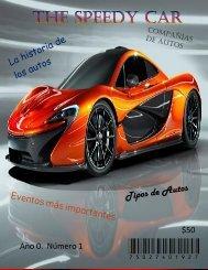 The Speedy car 3.0