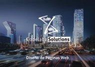 Brochure - Planes de Diseño Web (Páginas Web)