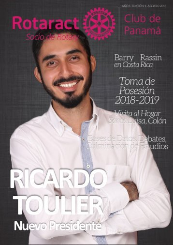 Revista Rotaract Panama No 1
