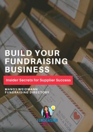 Build Your Fundraising Business