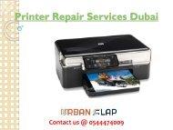 Get the Printer Repair Services in Dubai, Call at 0544474009