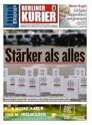 Berliner Kurier 02.09.2018