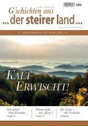 ... der steirer land ... Ausgabe 03 2018