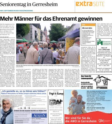 Seniorentag in Gerresheim -04.09.18-