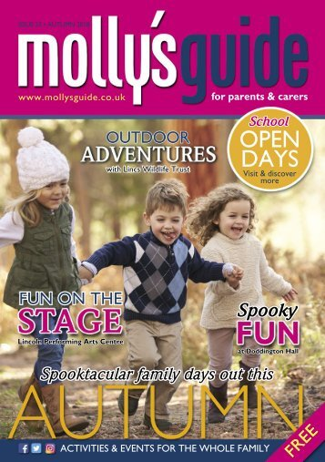 Mollys Guide - Autumn 2018
