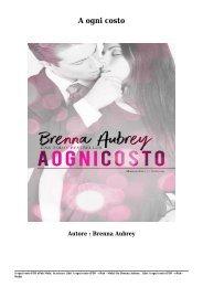 Scaricare Libri A ogni costo Gratis Di Brenna Aubrey