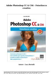 Scaricare Libri Adobe Photoshop CC & CS6 - Fotoritocco creativo Gratis Di Luca Bertolli