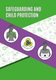 Safeguarding and Child Protection_Revised Aug 18