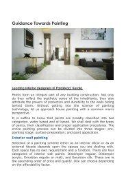 leading interior designers in palakkad