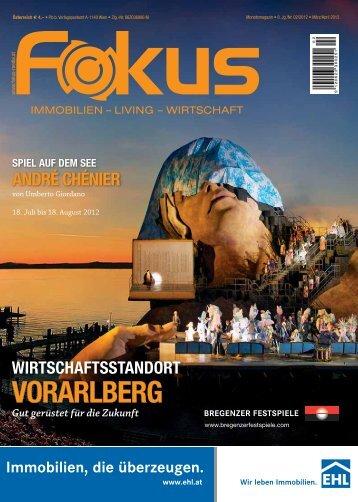 VORARLBERG - Fokus
