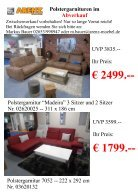 Garnituren im Abverkauf - Page 2