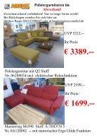 Garnituren im Abverkauf - Page 7