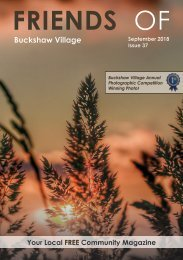 Issue 37 - Friends of Buckshaw Village