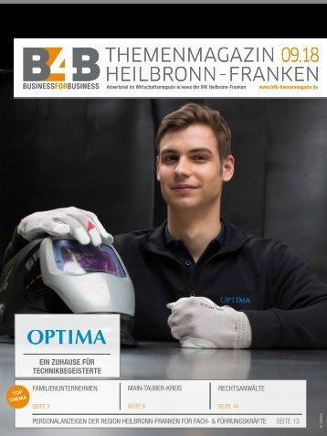 FAMILIENUNTERNEHMEN | B4B Themenmagazin 09.2018