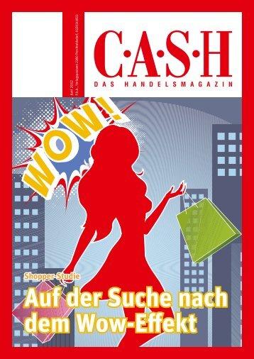 Umsatz im Programm: mit der neuen GRÖBI® TV O ensive! - Cash