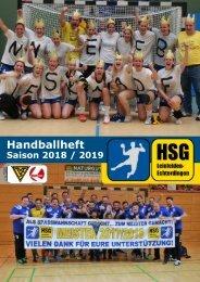 HSG-LE Saison 2018/2019
