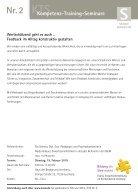Kompetenz-Handlungs-Seminare - Page 2