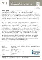 Kompetenz-Handlungs-Seminare - Page 4