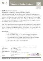 Kompetenz-Handlungs-Seminare - Page 5