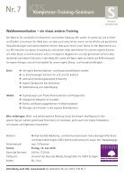 Kompetenz-Handlungs-Seminare - Page 7
