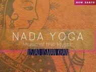 Nada Yoga Digital Booklet