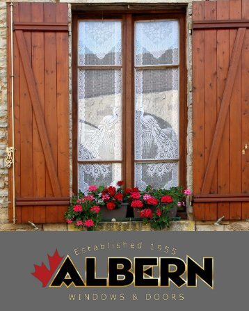 Albern_Windows_Doors 2018