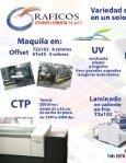 Revista El Vendedor Gráfico Septiembre 2018 - Page 2