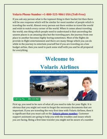 Volaris Magazines