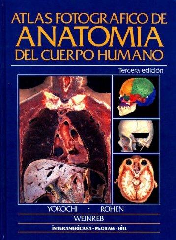 Atlas Fotografico de Anatomia del Cuerpo Humano