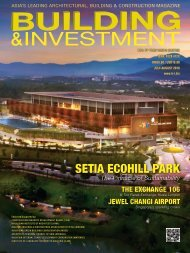 Building Investment (July - August 2018)