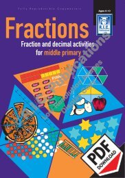 RIC-3552 Fractions - Middle (Digital)