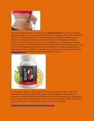 Phenterage Garcinia - Fat Burner Supplement