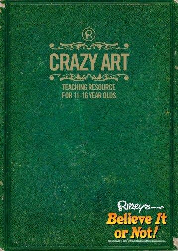 Crazy Art - Ripley's Believe It or Not!