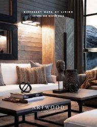 Artwood Catálogo 2018-19