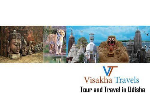 Visakha Travels - the best Tour and Travel in Odisha